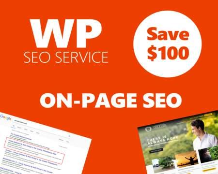 WordPress SEO Services on Envato Studio