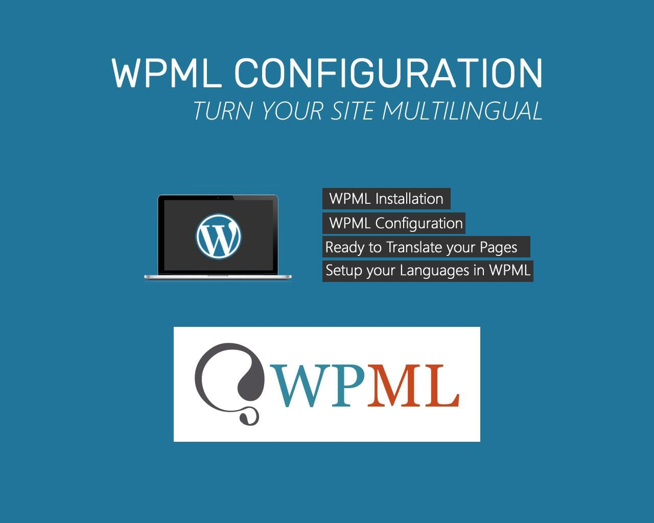 WPML Translation Plugin Setup by sympleweb - 118542