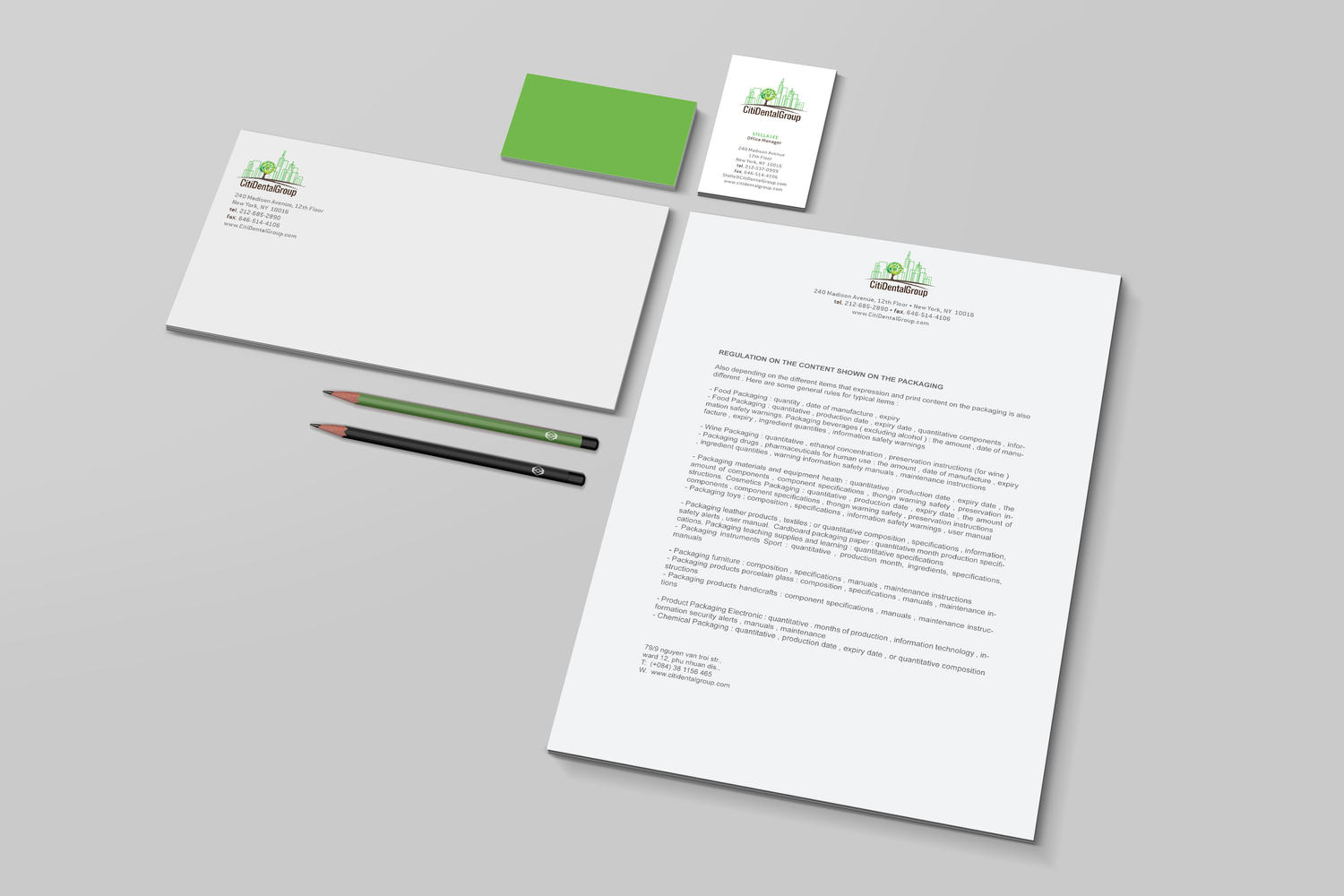 Professional Branding Design by madridnyc - 34361