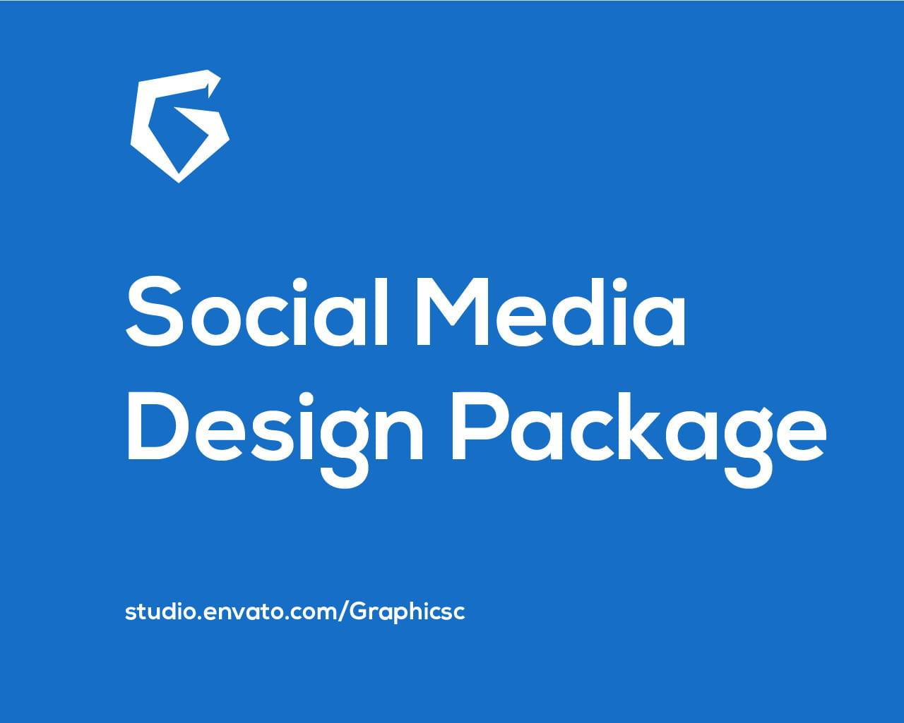 Social Media Cover Design Package by Graphicsc - 115875