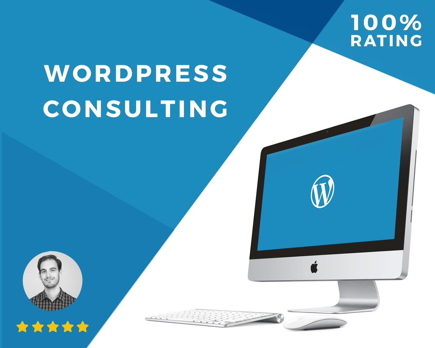 Wordpress Consulting by Ryan_Carter - 86123