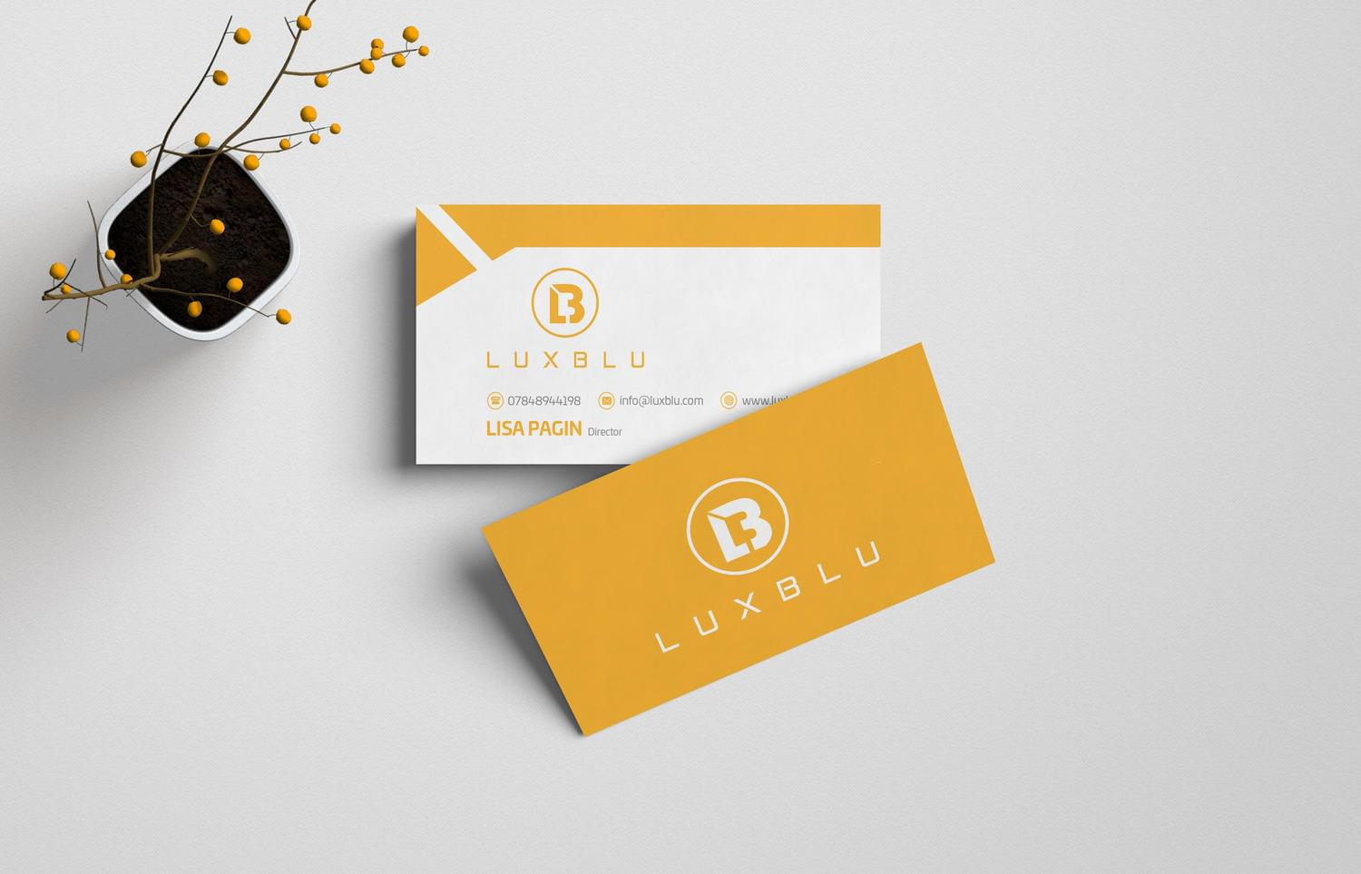 High-End Business Card Designs by Graphicsc - 111609