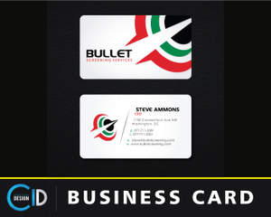 High End Business Card Design by Thanhsugar on Envato Studio