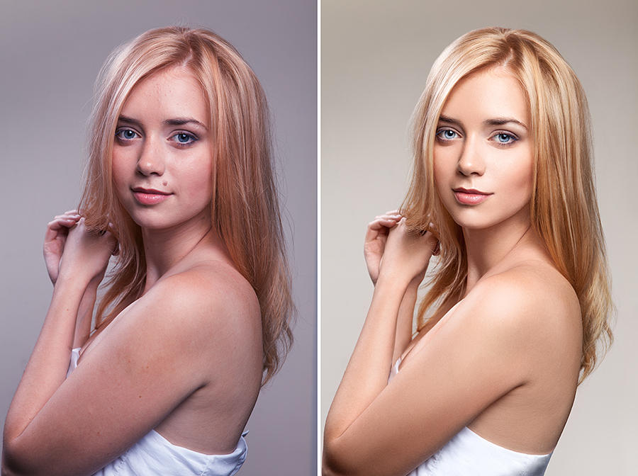 Retouching of Faces and Bodies by bairachnyi - 25557
