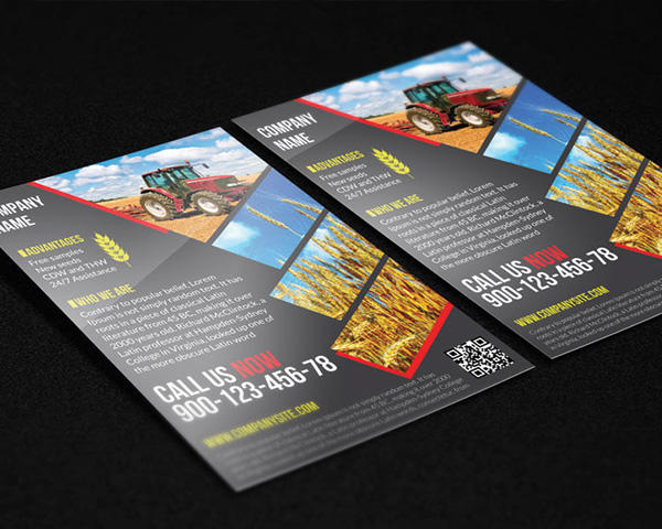 Corporate Flyer Designs by Sremac - 52365