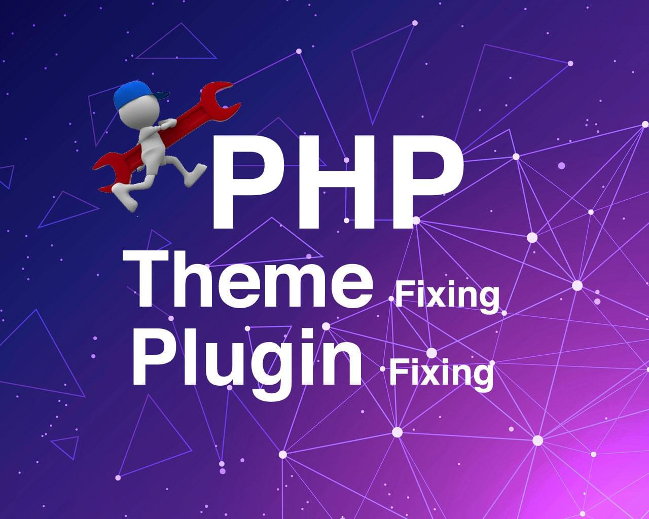 PHP fixes, Debugging, WordPress fixings by sherbdr - 115691