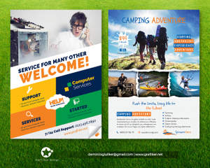Professional flyer templates by grafilker on envato studio professional flyer templates pronofoot35fo Images