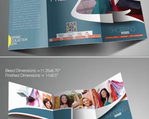 tri fold brochure design by redshinestudio on envato studio