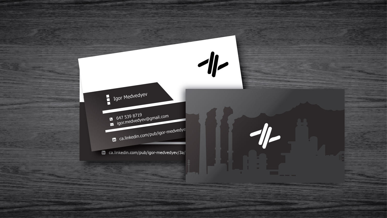 Professional corporative business card design by muhammadharoon on professional corporative business card design magicingreecefo Choice Image