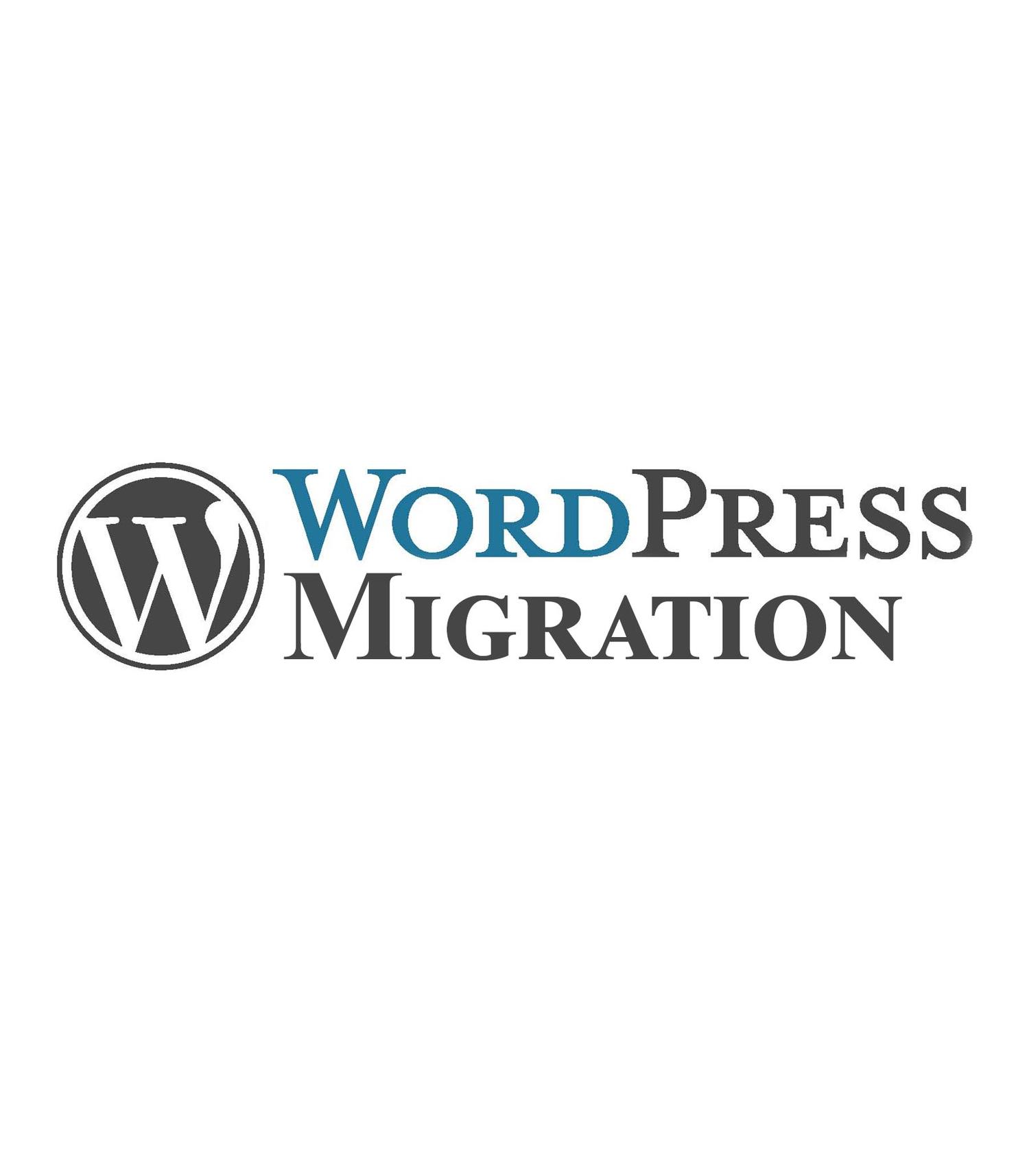 WordPress Migration by vinuknarayanan - 39240