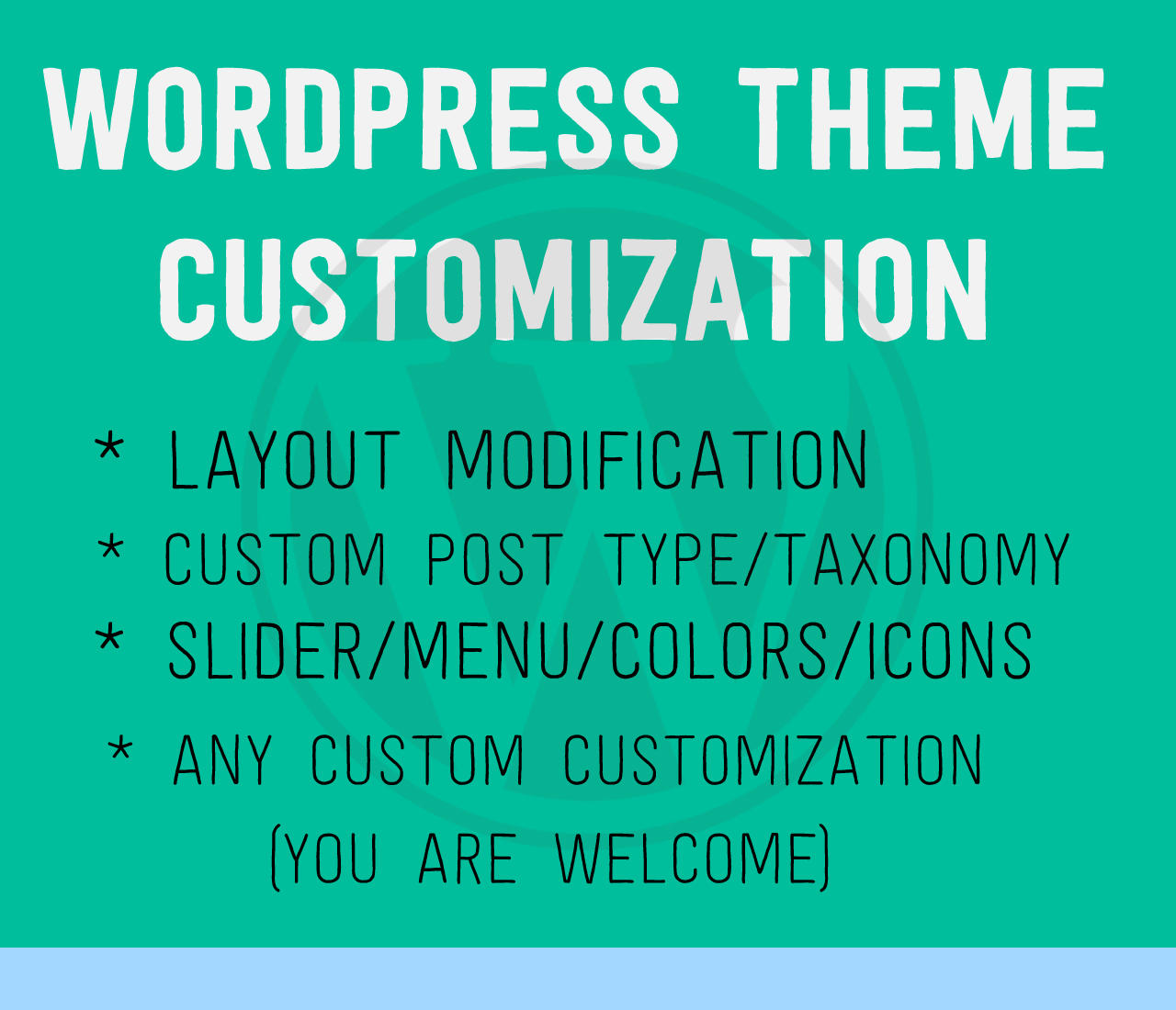 Professional WordPress Theme Customization by MuhammadHaroon - 73159