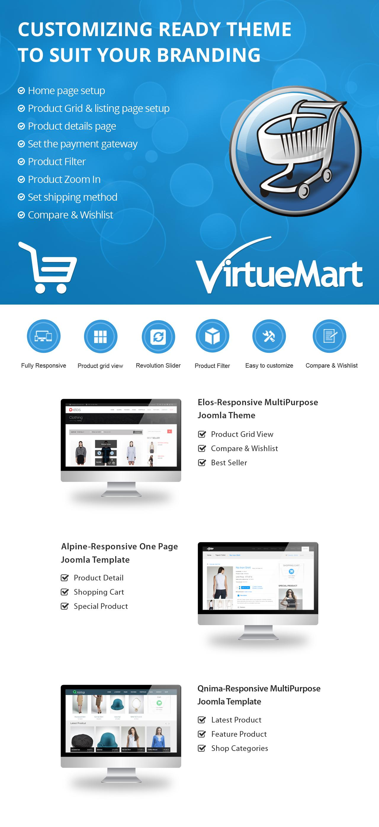 Joomla Ecommerce - Virtuemart Site Setup by dasinfomedia - 75378